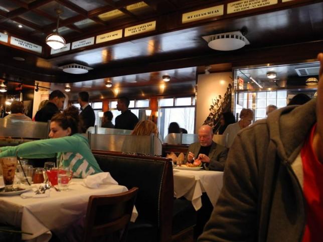 Steak House Vegetarian Restaurant Snack Bar Mr Meyers Diner